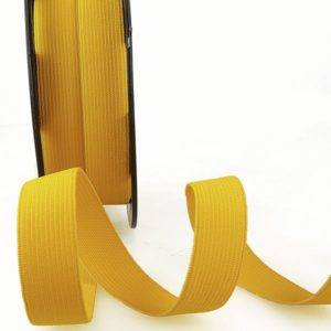 Elastic Ribbon Golden Yellow S1908b005.052