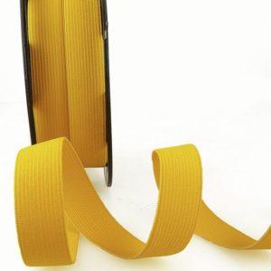 Elastic Ribbon Golden Yellow S1908b005.052