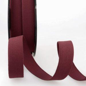 Elastic Ribbon Burgundy S1908b005.072