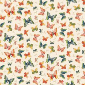 Makower Michiko Butterflies 2334.Q
