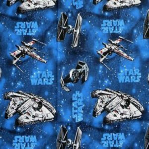 Rebel Ships Blue 2412-05