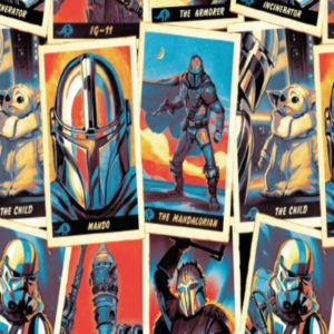 Star Wars Mandalorian Trading Card