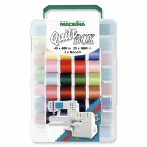 Softbox Quiltbox Aerofil Madeira