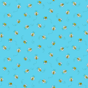 Bumble Bee Teal-2.9715T