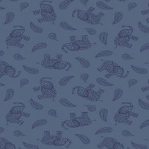 Soraya A492.2 Paisley Elephant