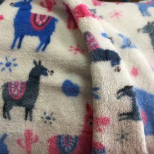 Printed Cuddle Fleece