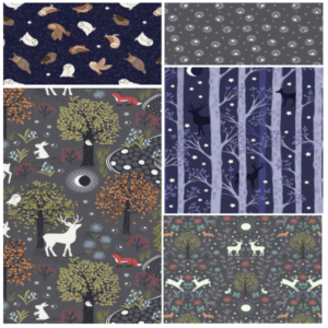Nighttime in Bluebell Wood Bundle-Two