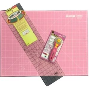 Mats, Rulers & Rotary Cutters