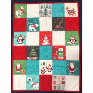 Sams Christmas Quilt