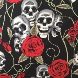 Skulls and Roses CP0821