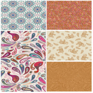 Soraya Fat Quarter Bundle One