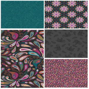 Soraya Fat Quarter Bundle-Three