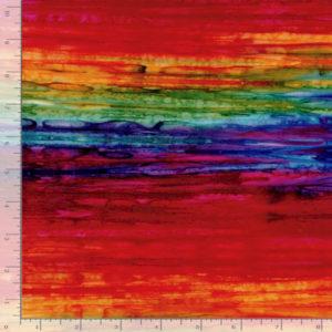 TONGA Batiks - Watercolour Streaks