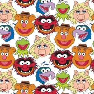 Disney The Muppets.Cast 85320101-1