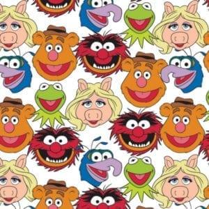 Disney The Muppets.Cast 85320101-1