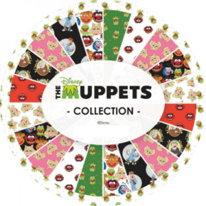 Disney The Muppets: Licensed Fabric