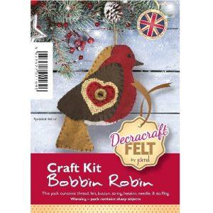 Christmas Felt Sewing Kits