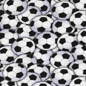 Football - Packed Soccer Balls C4820.Gail