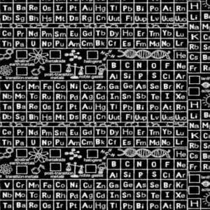 Periodic Table C8231.Gail Black