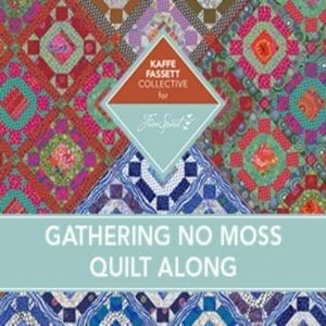 Gathering No Moss Quilt Along