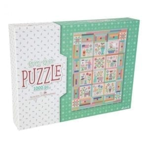 Prim Quilt Jigsaw Puzzle