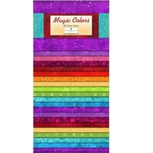 2.5inch Strips (Jelly Rolls)