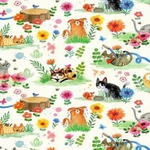 Dear Stella Cat Garden