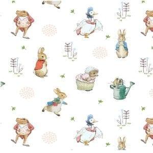 Peter Rabbit Characters 2656-D1