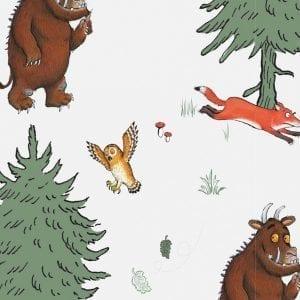 The Gruffalo Walk in the Woods