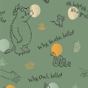 The Gruffalo Why Hello