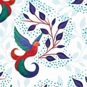 Birds of Paradise 2753-02