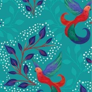 Birds of Paradise 2753-07