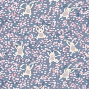 Lewis & Irene Bunny Hop-A526.3