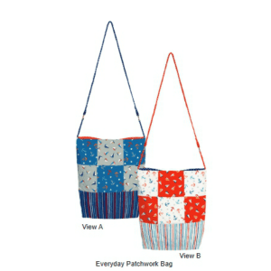 Beside the Sea Patchwork Bag Kit