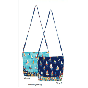 Beside the Sea Messenger Bag Kit