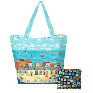 Beside the Sea Bag & Pouch Kit