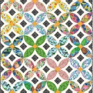 Flower Garden Quilt Kit