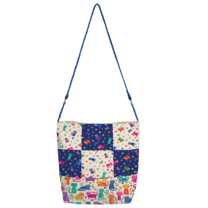Katies Cat Everyday Patchwork Bag Kit