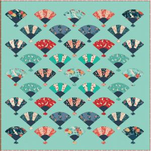Michiko Quilt Kit