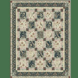 William Morris: Quilt Kits