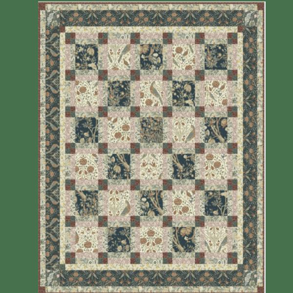 Orkney Plaid Quilt Kit