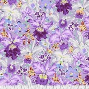 PJ92 Orchids - Phillip Jacobs - Kaffe Fassett Collective
