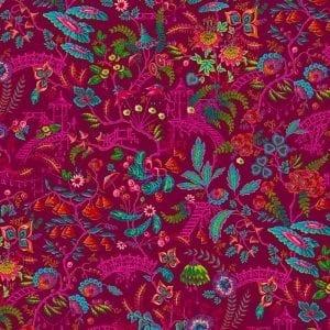 MagiCountry PWOB048-Pink Florapolis