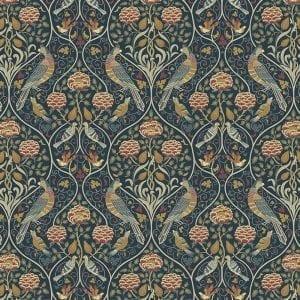 Morris & Co Orkney PWWM044.Indigo