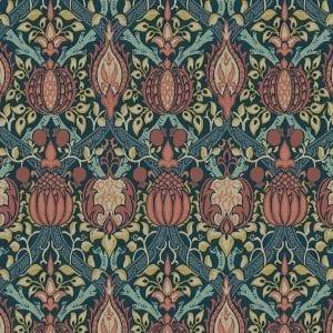 William Morris Granada PWWM053.Indigo