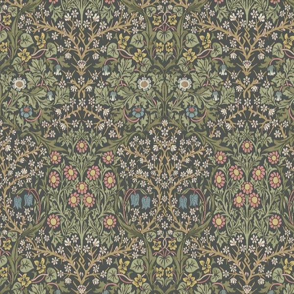 William Morris Granada PWWM055.Charcoal