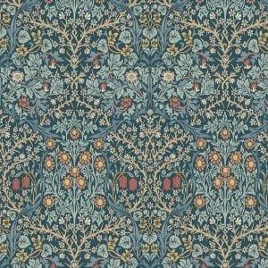 William Morris Granada PWWM055.Indigo