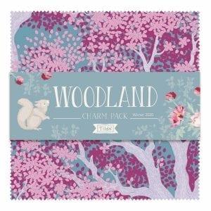 Woodland Charm Pack 40