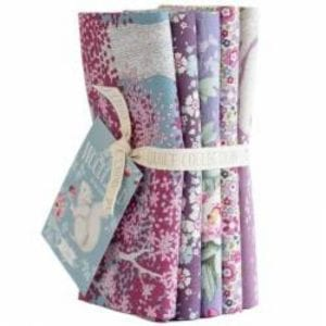 Woodland Fat Quarter Bundle-Lavender