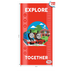 Thomas & Friends Panel 2714-06